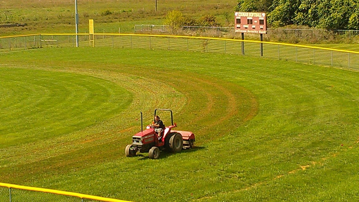 Althetic Field Services Clear Vision Turf