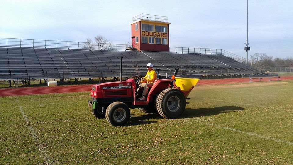 Clear Vision Athletic Field Services WV MD VA PA DC OH
