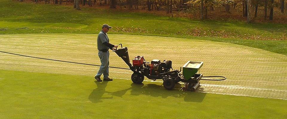 Clear Vision Golf Course Services WV MD VA PA OH