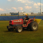 Washington High School Athletic Field Service 1