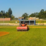 Washington High School Athletic Field Service 4