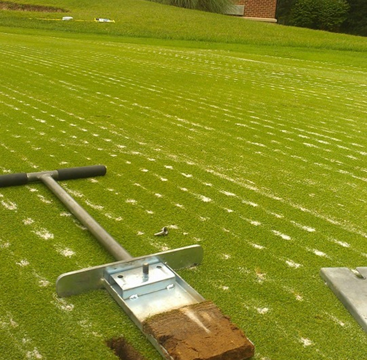 Golf Course Sod Installation Northern Virginia