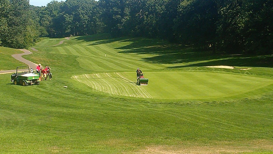 golf course maintenance norther va wv md pa